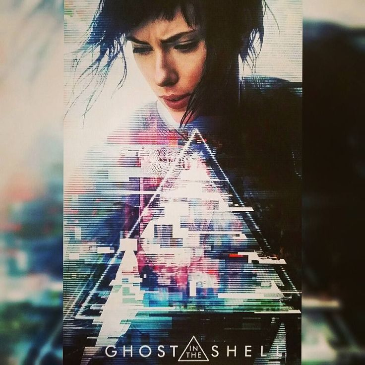 #GhostInTheShell  @johnnybongo #neiraogląda  #film #kino #movie #cinema