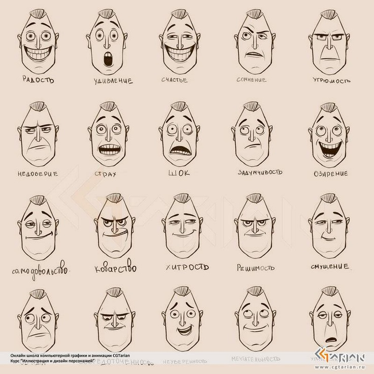 Character Design Emotions : Best images about character emotions on pinterest