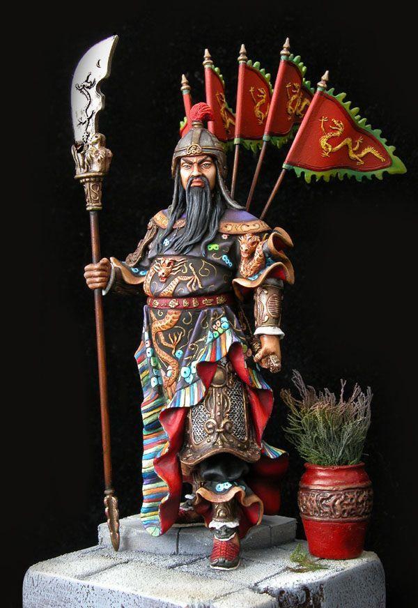 guang yu | Guan Yu