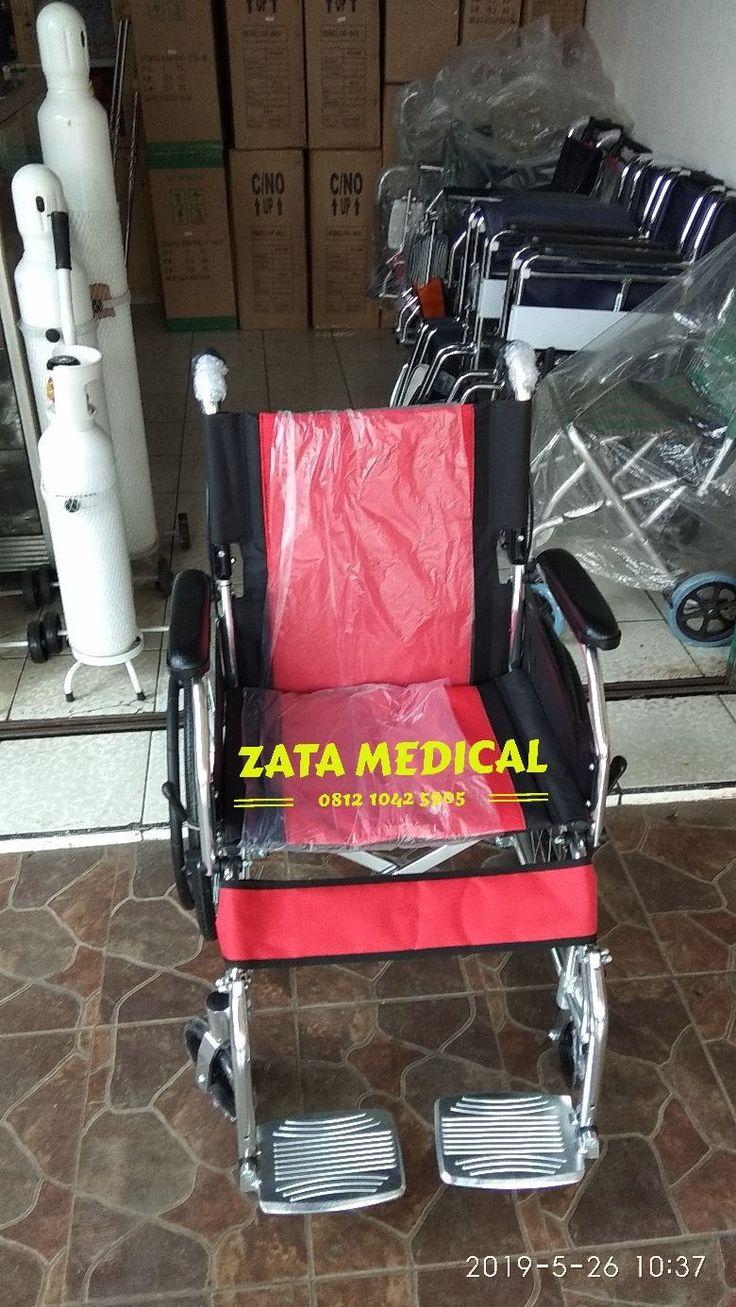 Kursi roda semi traveling kursi roda almunium kursi roda