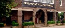 Burrawang Hotel - the Burrawang pub also has accommodation