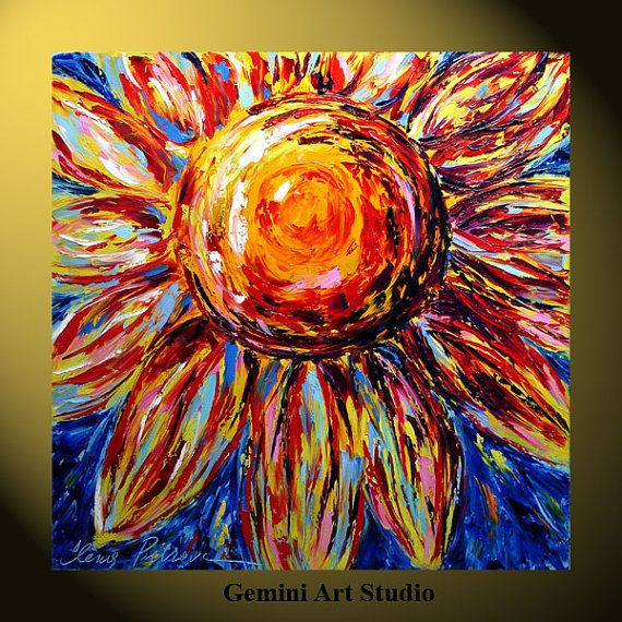 best 25+ sunflower canvas paintings ideas only on pinterest