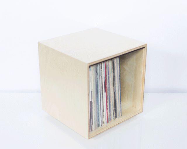 hideaway storage cube