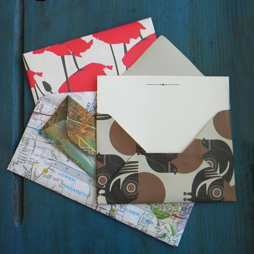 DIY Handmade Envelope