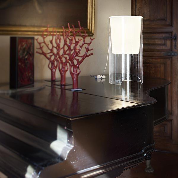 94d434e720e77e0a31a0856d18b0ff40  modern table lamps glass table lamps 5 Incroyable Lampe à Poser Kartell Kqk9
