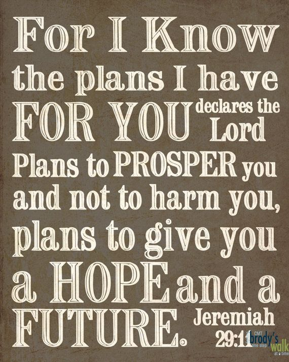 The January 1 lesson for my youth group was based on this scripture.  I know we are all going to have a great 2012.......Jesus says we are in this. :)
