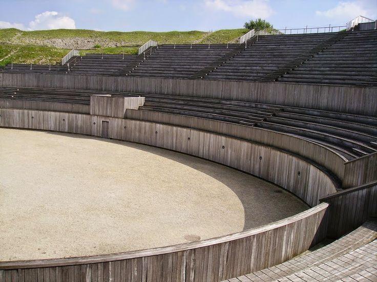 Amphithéâtre de Grand dans les Vosges