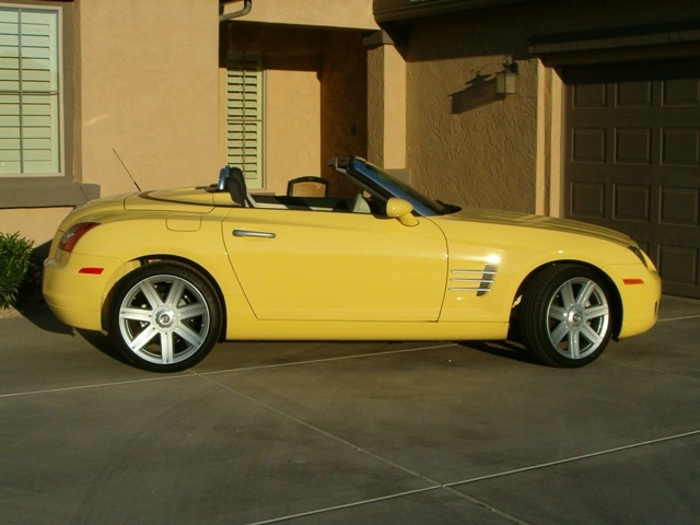 2005 Chrysler Crossfire Limited | Xtreme Toyz Classifieds your #1 Automotive Classified Ads