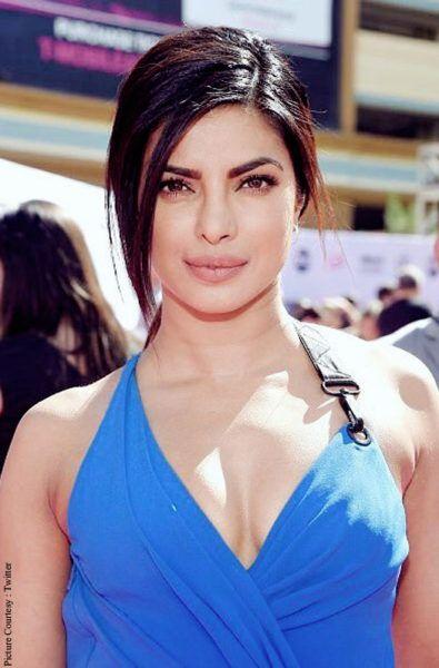 Priyanka Chopra at Billboard Music Awards 2016 in Blue Hues! - The fashion and beauty blog