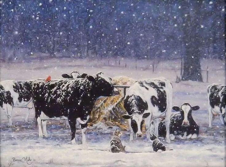 Bonnie Mohr Christmas Cards
