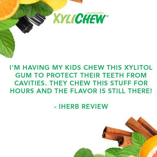 Let Xylichew help fight your cavities!