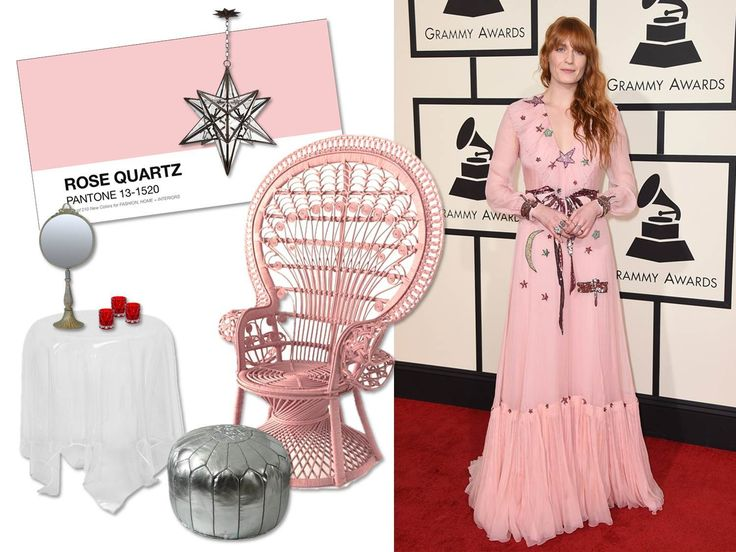 Florence Welch 2016 Grammys Red Carpet Inspired Design