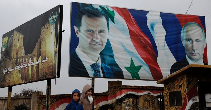 #MONSTASQUADD Russia's Greatest Problem in Syria: Its Ally, President Assad