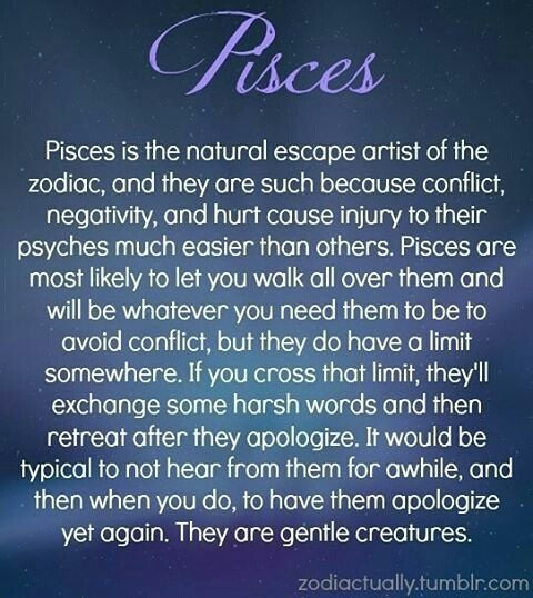 "356 Likes, 10 Comments - Tisha (@pisces02519) on Instagram: ""I don't apologize #Repost @thepiscesareus ・・・ * PISCES POSTS * Is this true about our thoughts and…"""