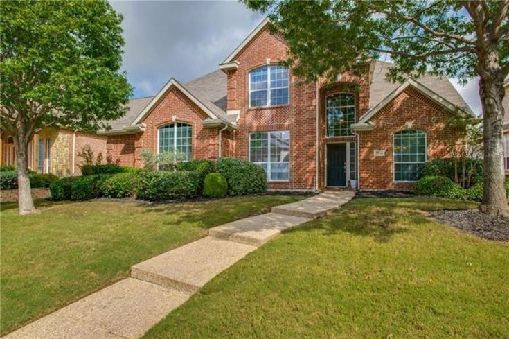 Seller Offering 2500 Carpet Allowance Stunning Home In The Highly Sought After Community The Fairways Home Featur Frisco Wood Mantle