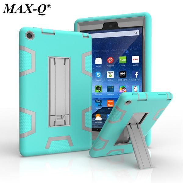 New For Amazon Kindle Fire Hd 8 2016 Case Kids Safe Armor