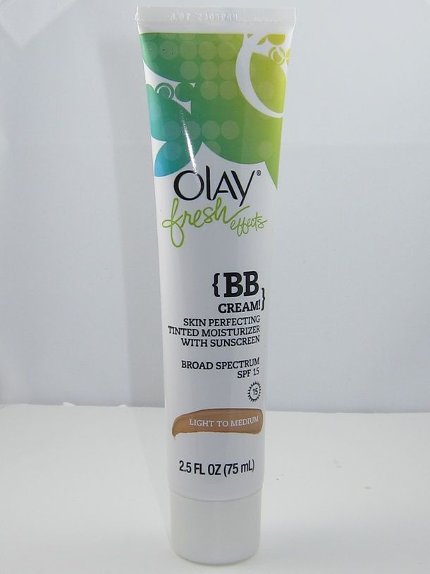 Olay Fresh Effects BB Cream Skin Perfecting Tinted Moisturizer