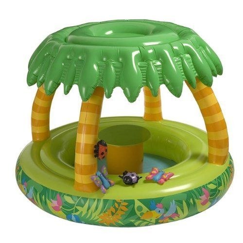 Intex Recreation 57408EP Inflatable Jungle Baby Pool by Intex. $21.89. Intex recreation 57408ep inflatable jungle baby pool