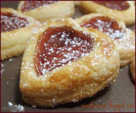 Hallon cookies (biscotti al lampone)  daScandinavian Christmasdi Trine Hahnemann