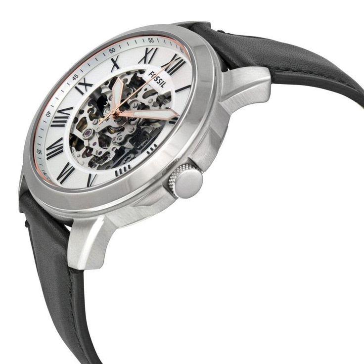 Relógio Fossil Masculino Ref: Me3101/0ki Automático Esqueleto