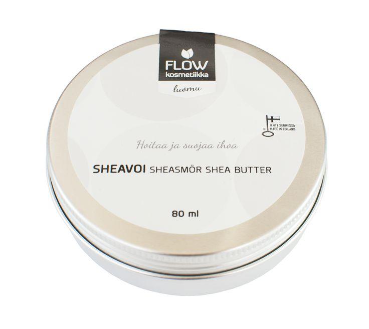 Sheabutter http://www.flowkosmetiikka.fi/epages/vilkas02.sf/en_GB/?ObjectPath=/Shops/20110413-11092-34237-1/Products/211