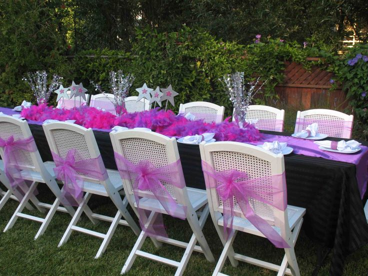 Diva Party Decorations | birthday party themes girls rock party photo album