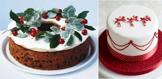 Chic Christmas Cake Decorating Geek Magazine