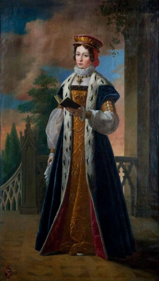 Katarzyna z Ostrogskich Zamoyska