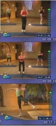 Slim in 6 Workout Debbie Siebers beachbody 800x800 Best of Slim in 6 Workout for Total Body Tone Up