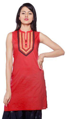 Rangmanch Womens Indian Ethnic Kurta Tunic Contrast Yoke Fuschia Medium Rangmanch http://www.amazon.com/dp/B00C3X7W62/ref=cm_sw_r_pi_dp_8-LRtb0VM67SEVRV