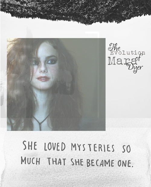 mara dyer | Tumblr