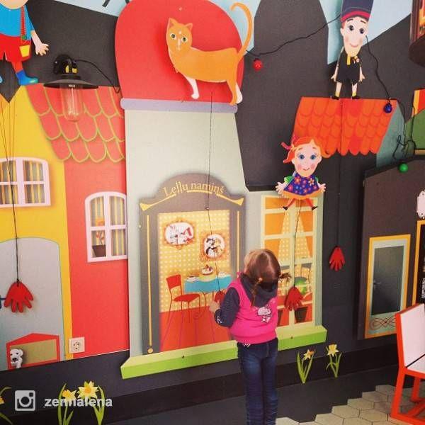 The Latvian Puppet theatre | #MyWorldOfActivities | Photo by @zennalena