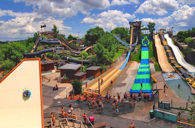 Dollywood's Splash Country in Pigeon Forge, TN made the list for 10 Best Water Parks in the U.S. | Fodors