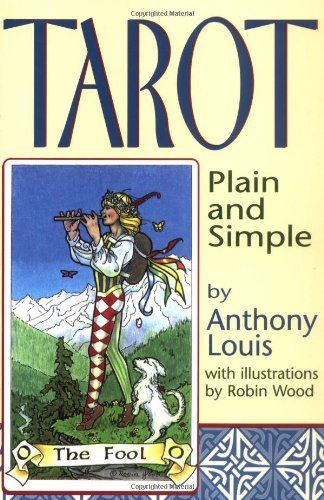 13 best books we recommend images on pinterest tarot tarot bestseller books online tarot plain and simple anthony louis fandeluxe Choice Image