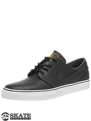 Nike Janoski Shoes Black/Gum/Anthracite