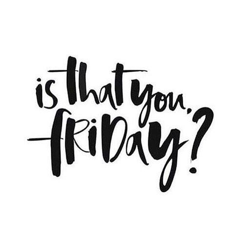 Friday! via @e.e.s.h.a.l on Instagram ❥