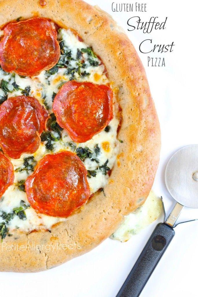 how to make cream cheese stuffed pizza crust