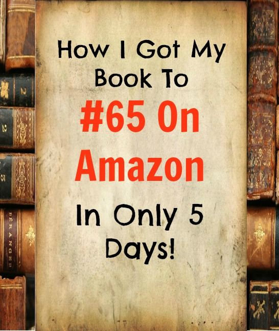 How I got my book to #65 on Amazon in only 5 days | Follow @rachelrofe for more :)
