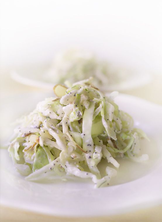cabbage slaw healthy coleslaw fennel slaw winter white apple slaw slaw ...