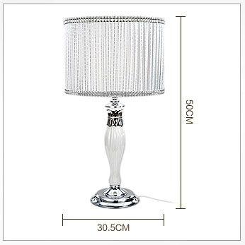 sovrum bordslampa höjd foto - 4
