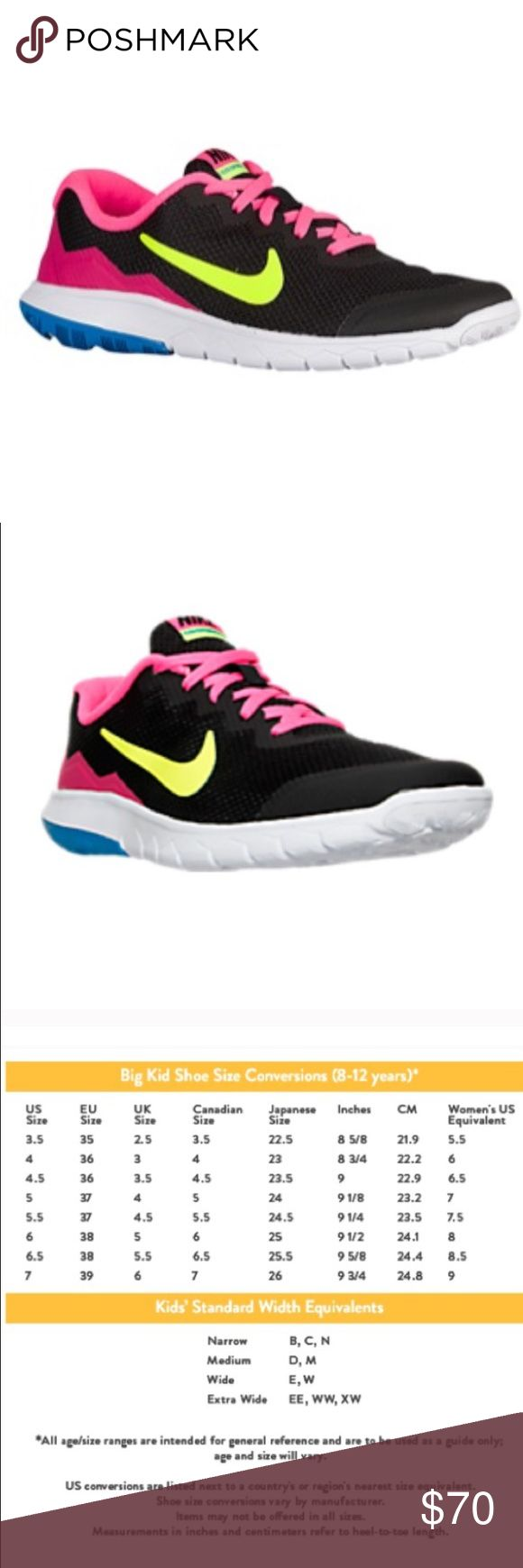 1000 ideas about nike shoes size chart on