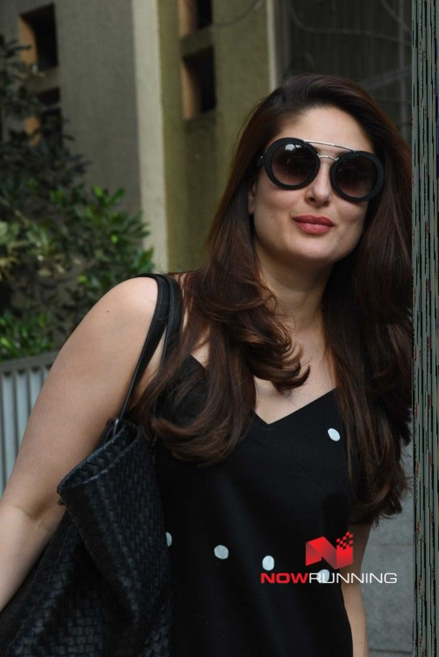 Kareena Kapoor Khan snapped post their salon session in Bandra