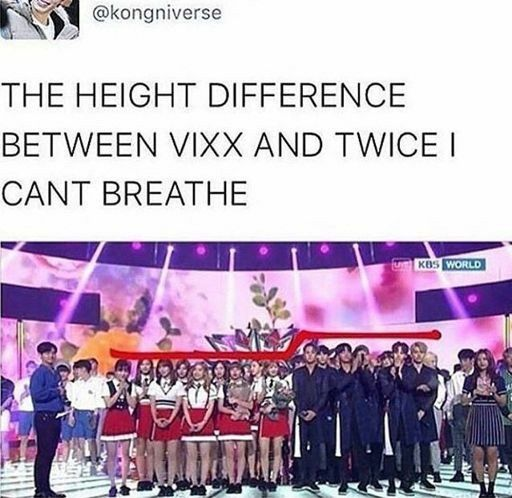 Forest vixx strikes again<<all of VIXX is either 5'11 or 6'0 like damn