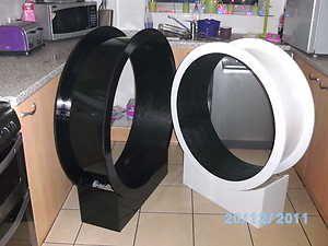 CAT Exercise Wheel Plan | eBay