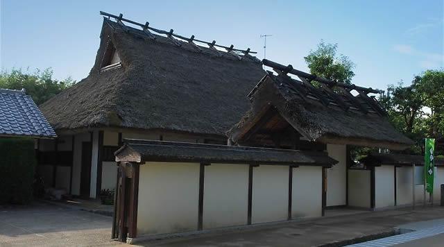 篠山市立武家屋敷安間家史料館