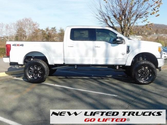 Lifted Trucks New Lifted 2019 Ford F250 Lariat Diesel Sca Performance Black Widow Ford F250 2019 Ford F250