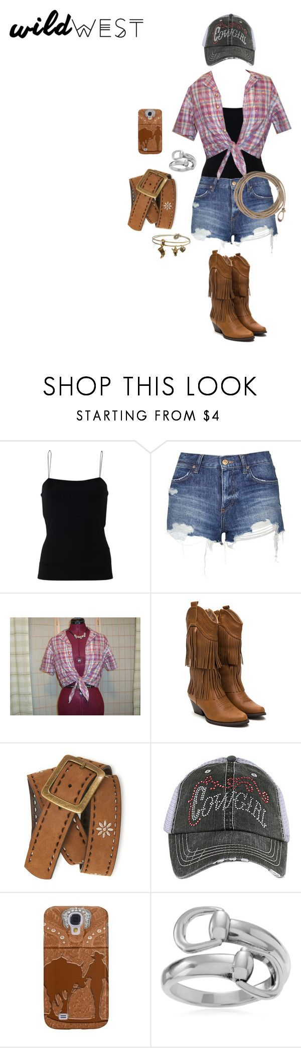 """""""Country Girl Can Survive"""" by losingitlora ❤ liked on Polyvore featuring T By Alexander Wang, Topshop, Liz Claiborne, Aéropostale, Katydid Collection, Journee Collection, Sweet Romance, country, contest and cowgirl"""