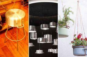 Aprende a decorar tu casa o cualquier otro espacio reciclando ollas ... c895609f3116