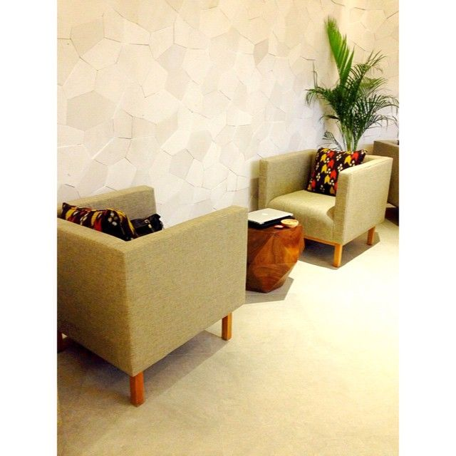 #simple #sofa at #domestic #lounge in #airport #Bali #indonesiafurniture #indoorfurniture #furniture #sofa #teakfurniture by www.gabeart.com