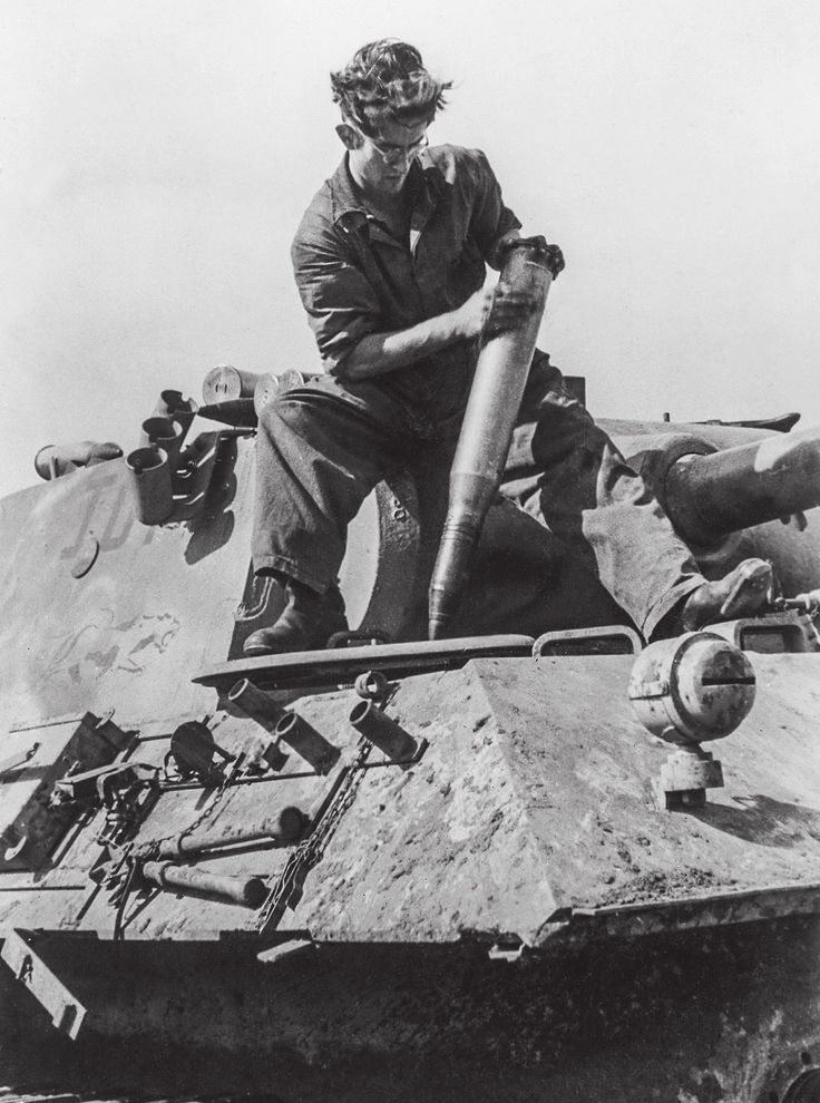 Image result for panther tank shell